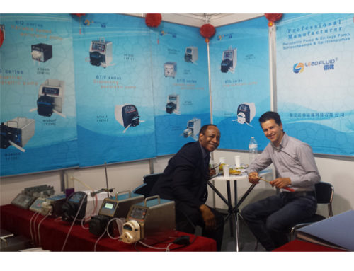 China import and export fair exhibition hall, August 16, 2017