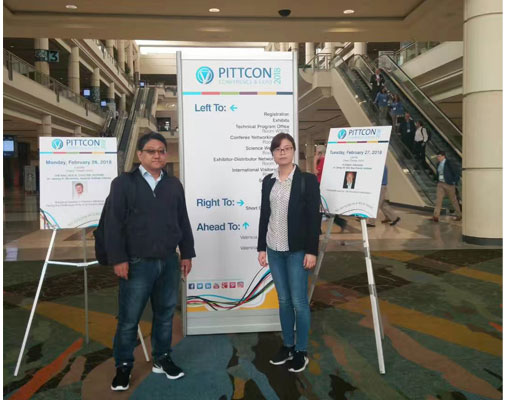 PITTCON  GREAT SUCCESS MEETING FINISHED