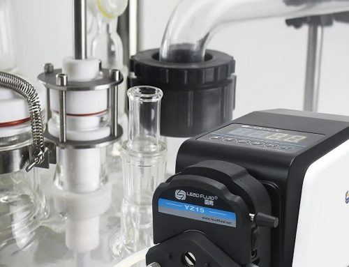 The Application of Peristaltic Pump in Chemical Synthesis