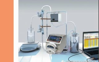 application of peristaltic pump in purification