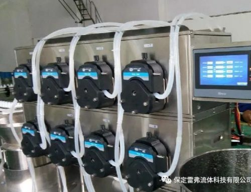 How to Choose Filling and Dispensing Peristaltic Pump?