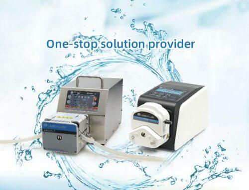 Peristaltic Pump VS Water Pump